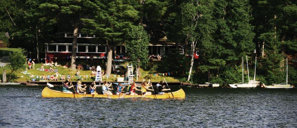 Camp Green Mountain