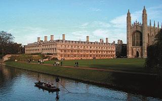Ciencias médicas en Cambridge