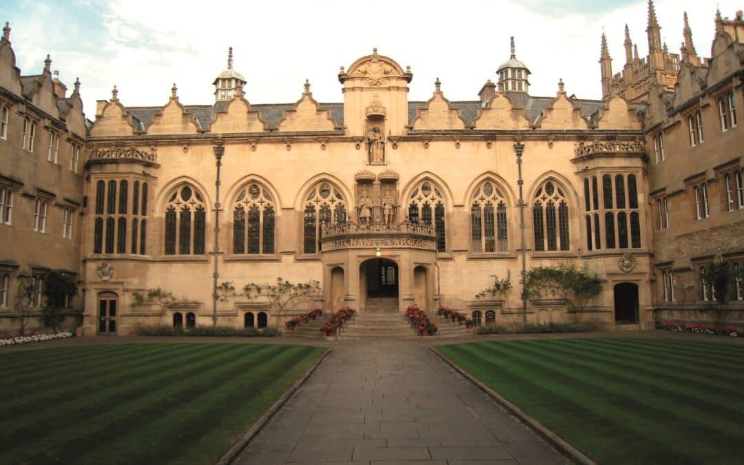 Filosofía, Política & Económicas en Oxford