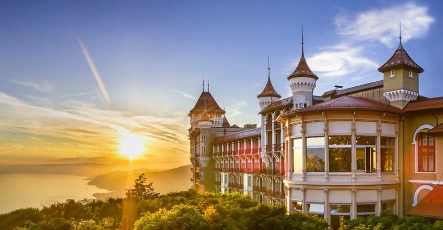 Gestión Hotelera en Suiza