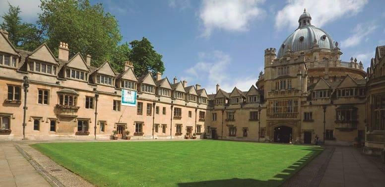 Pre-college en Oxford