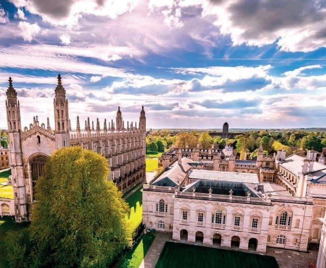 Psicología en Cambridge
