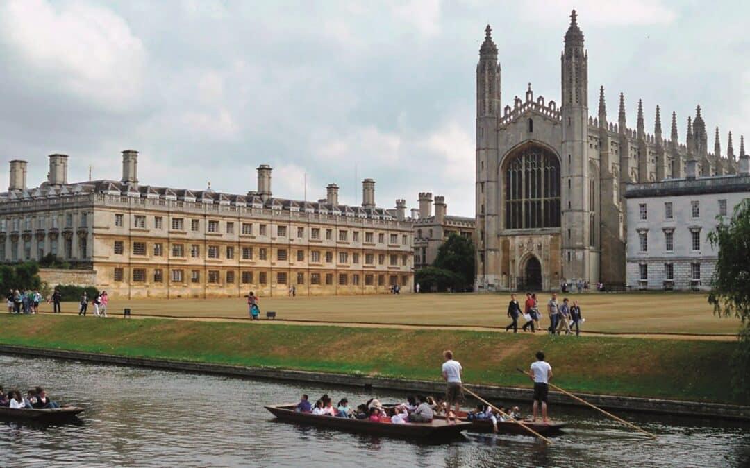 Relaciones Internacionales en Cambridge