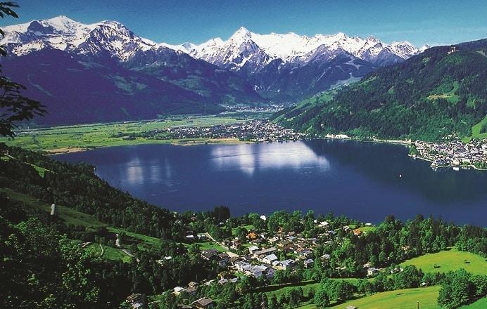 Zell Am See: Alemán con aventuras