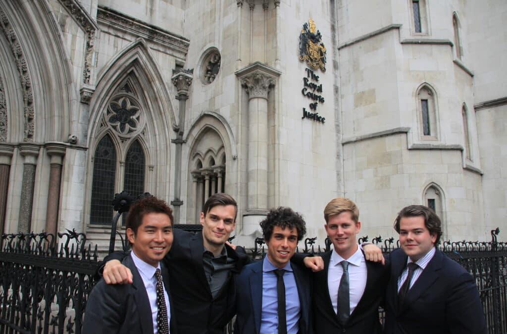 Derecho internacional en Oxford