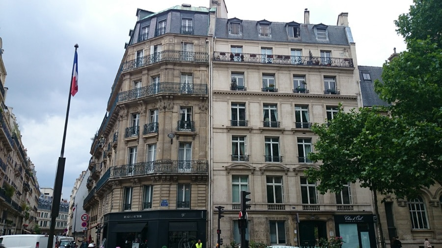 Francés en París